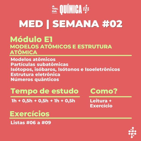 MED | Semana #02