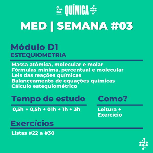 MED | Semana #03
