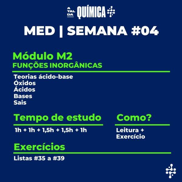 MED | Semana #04